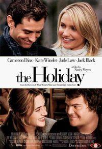 戀愛沒有假期 The Holiday (2006)