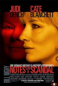 醜聞筆記 Notes on a Scandal (2006)