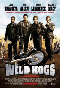 荒野大飆客 Wild Hogs (2007)