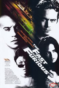 玩命關頭 The Fast And The Furious (2001)