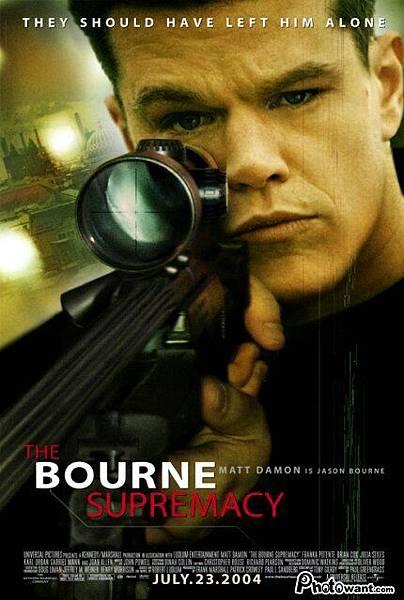 神鬼認證2:神鬼疑雲 The Bourne Supremacy (2004)