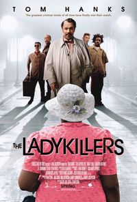 快閃殺手 The ladykillers (2003)