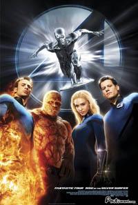 驚奇4超人:銀色衝浪手現身 Fantastic Four: Rise of the Silver Surfer (2007)