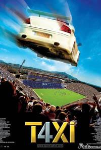 終極殺陣:最後衝刺 Taxi 4 (2007)