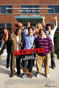 錄取通知 Accepted (2006)
