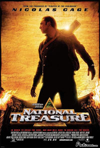 國家寶藏 National Treasure (2004)