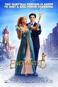 曼哈頓奇緣 Enchanted (2008)