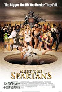 這不是斯巴達 Meet the Spartans (2008)