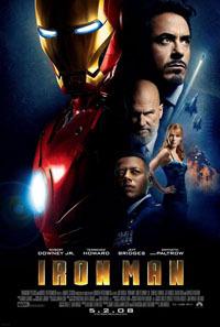 鋼鐵人 Iron Man 2008