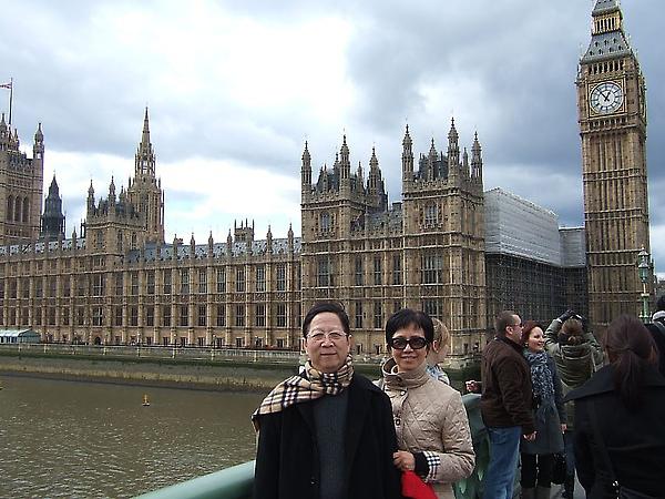 英國旅遊系列照