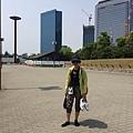 大阪城天守閣、空中展覽館_170513_0002.jpg