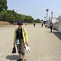 大阪城天守閣、空中展覽館_170513_0003.jpg
