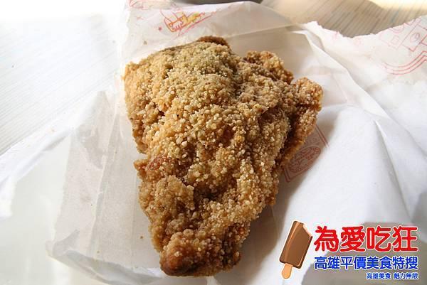 鳳山醬爆水果雞排