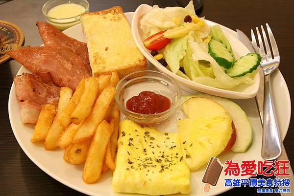 小陽台早午餐