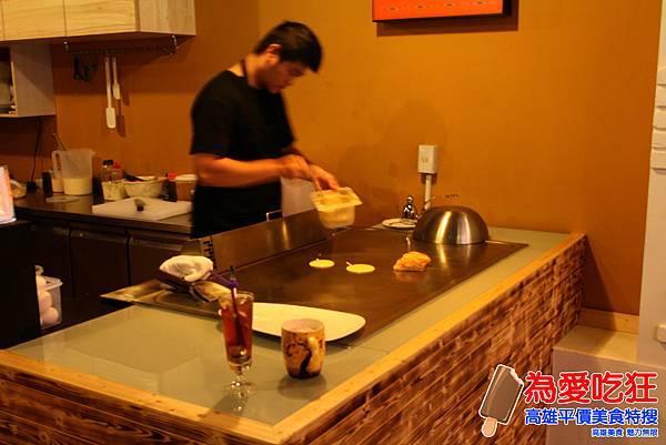 仙度瑞拉鐵板甜點餐廳