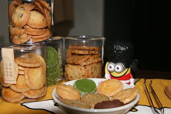 品味幸福手作餅乾