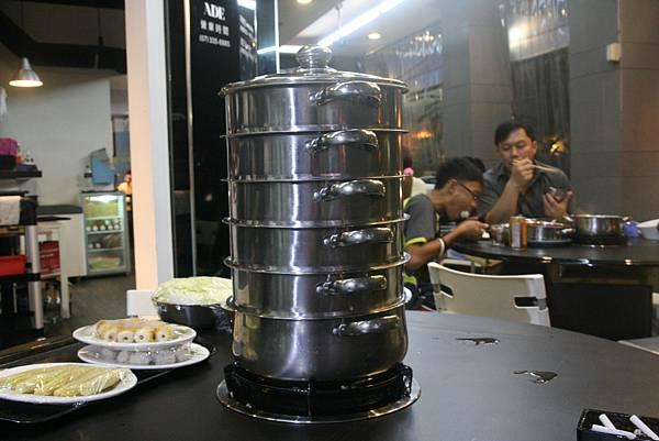 ADE歐德義蒸鍋海鮮塔
