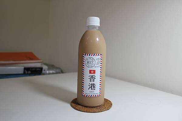 曼日子城市奶茶