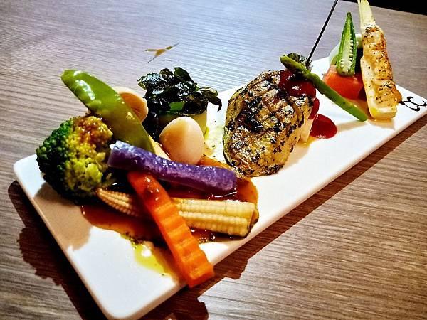 DC蔬食餐廚