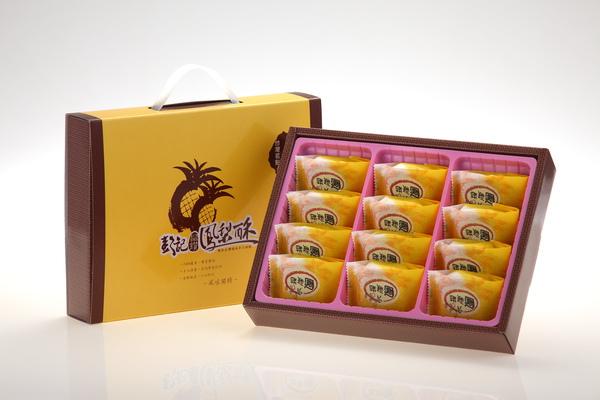 鳳梨酥禮盒(12入/盒)