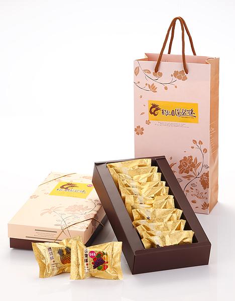 鳳梨酥(蔓越莓酥)精裝禮盒