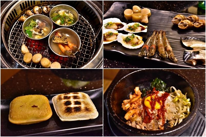 野安燒烤鍋物