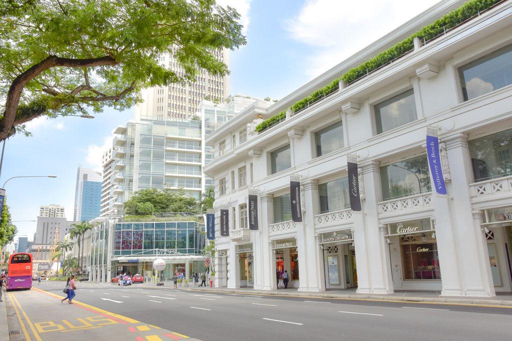 新加坡舊城