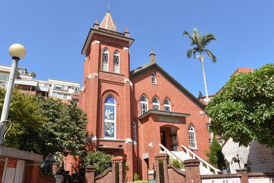 臺灣基督長老教會淡水教會