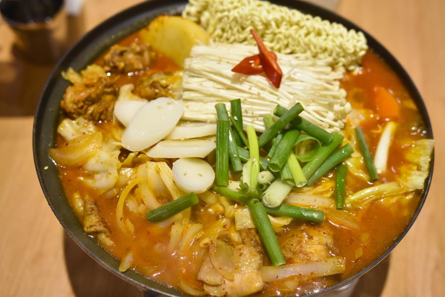 Taebak 醬燒雞