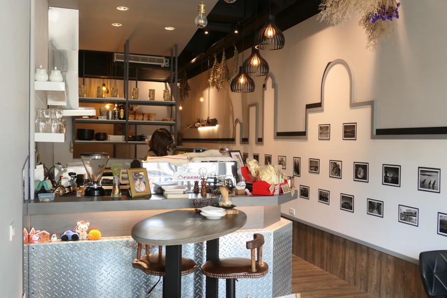 台中南屯咖啡廳
