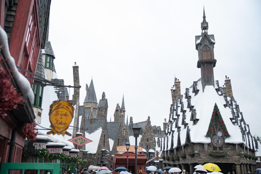 環球影城哈利波特魔法世界