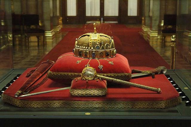 Crown jewels – Koronázási ékszerek