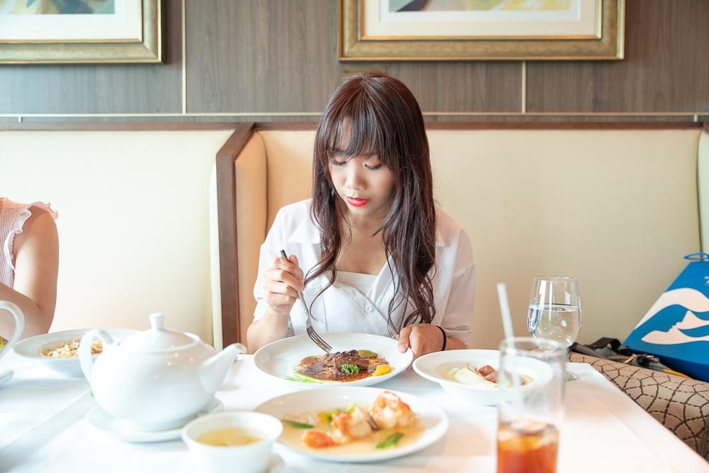 盛世公主號米其林餐廳