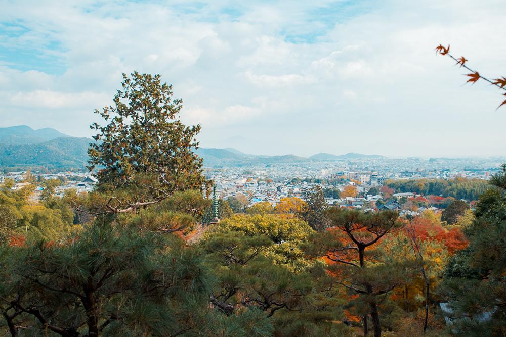 嵐山賞楓景點