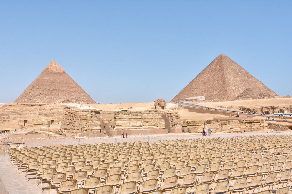 吉薩金字塔