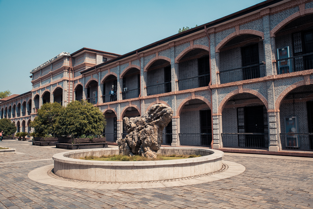 武昌起義軍政府舊址