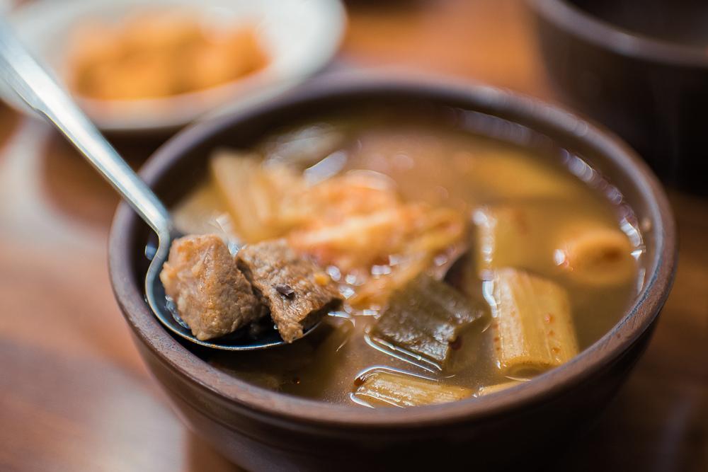 國一分式湯飯