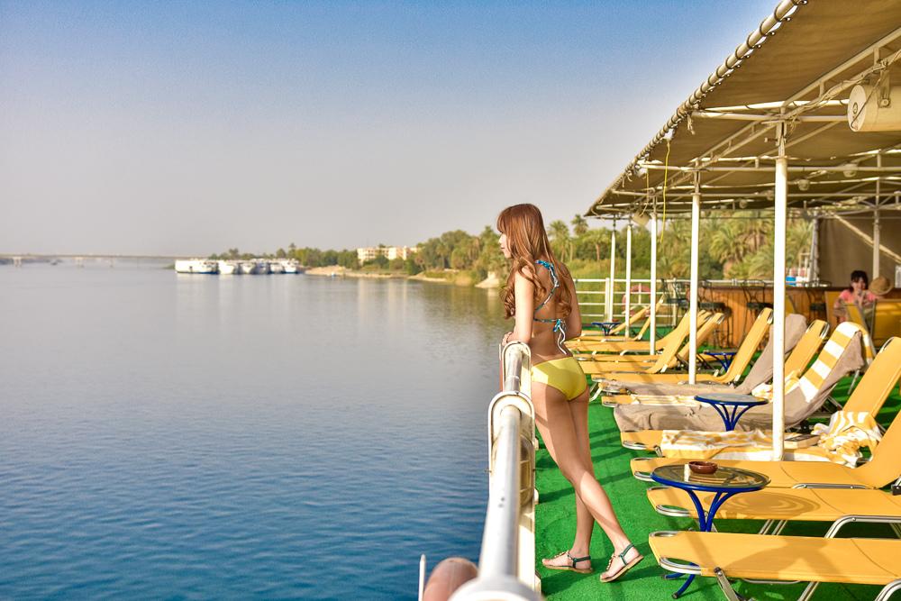 尼羅河遊輪