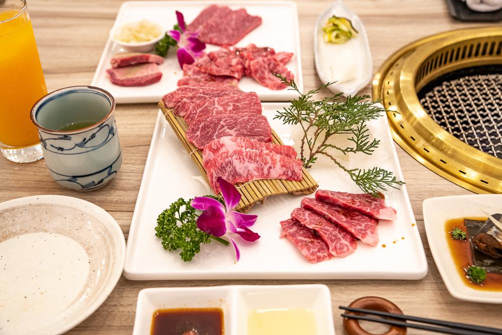 台中華屋燒肉