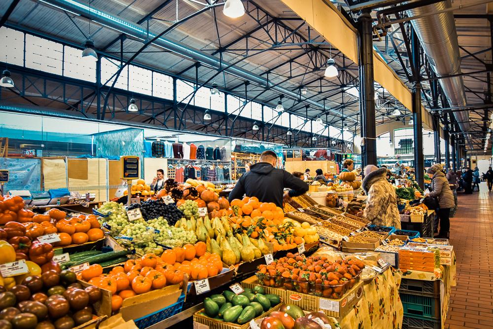 維爾紐斯市場