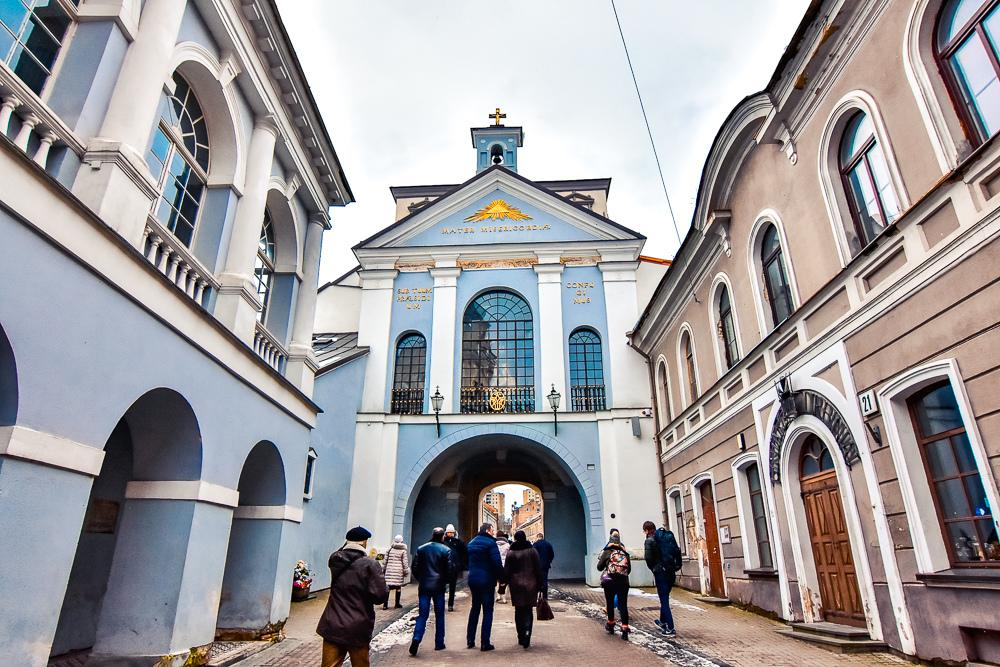 聖母瑪利亞禮拜堂