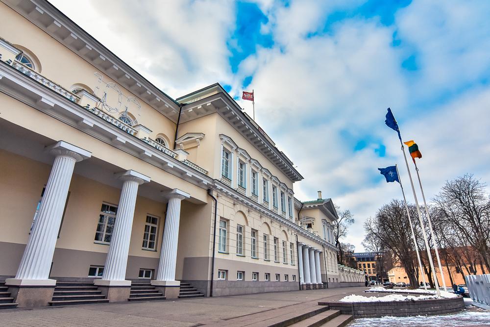 立陶宛總統府