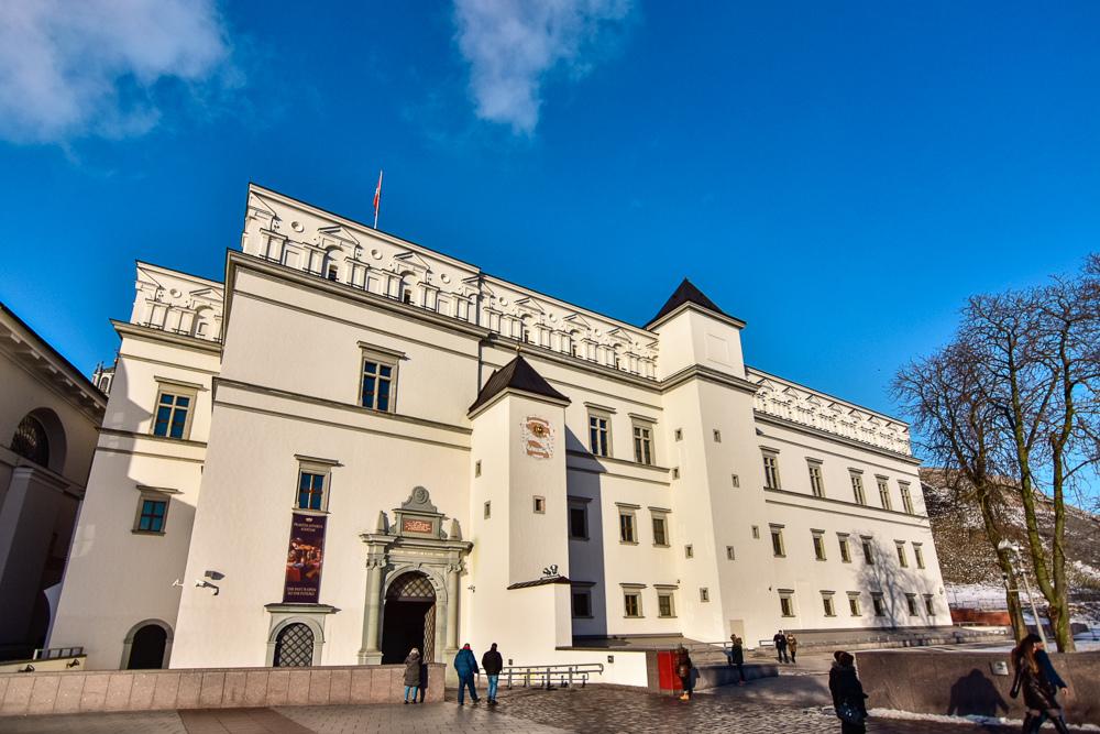 立陶宛大公宫殿