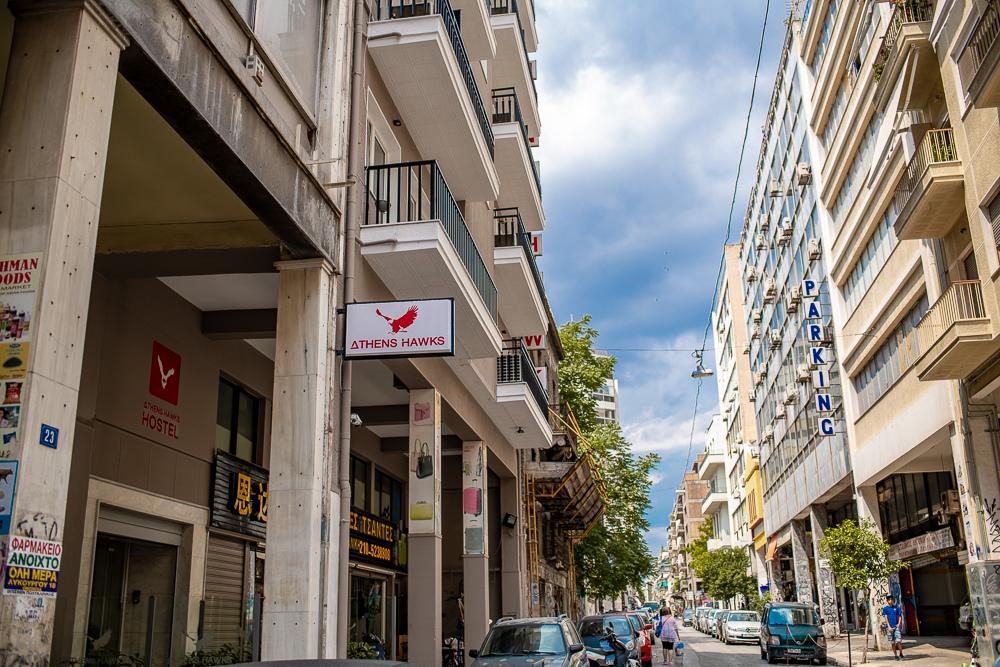 雅典平價住宿推薦