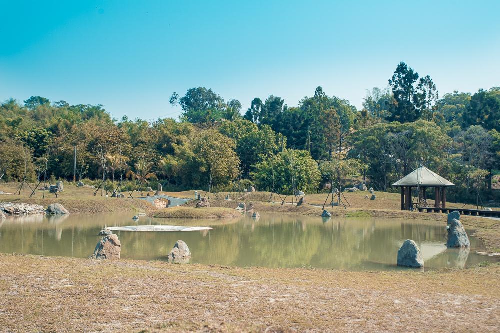 八田與一紀念園區