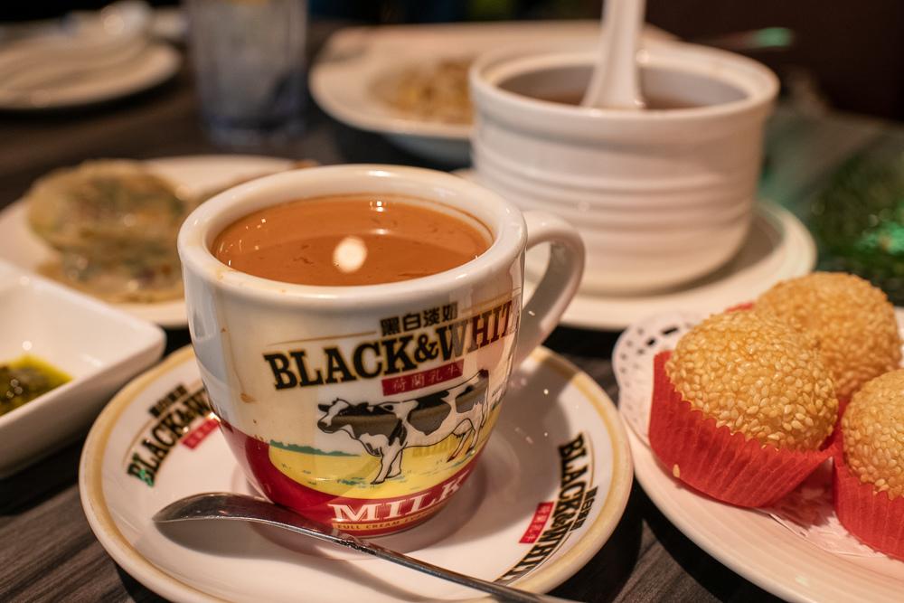 台中素食港式飲茶