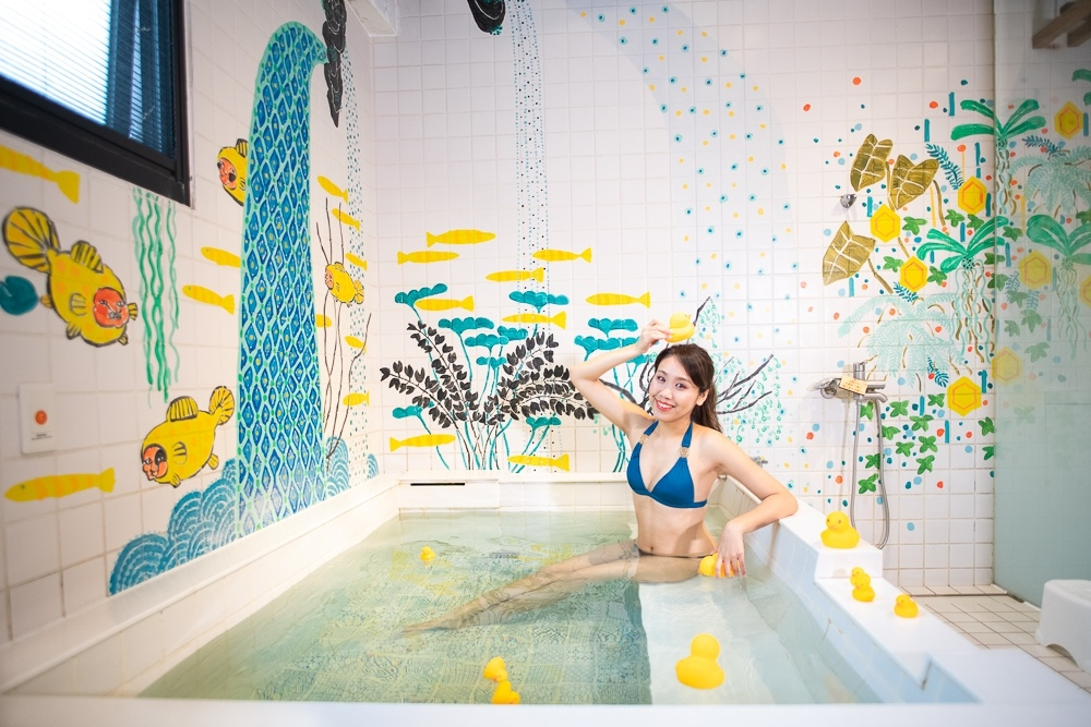 蔥澡藝術澡堂+