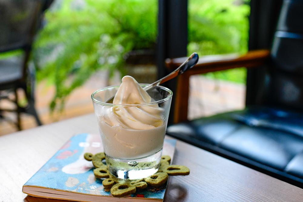 舞森咖啡霜淇淋