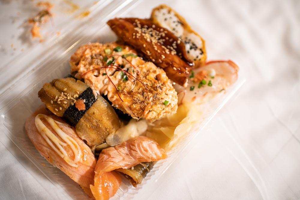 舞穗創意壽司