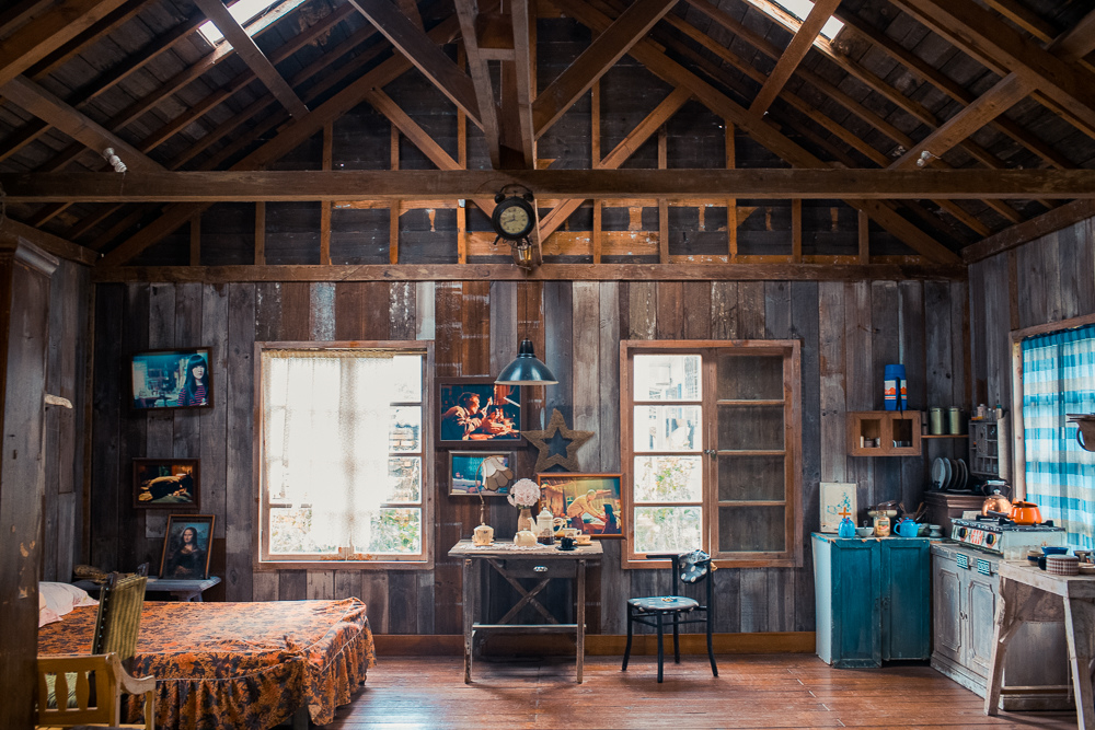 星空童話木屋